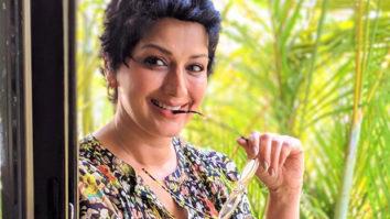 VIDEO Sonali Bendre rocks her latest Aqua Therapy session