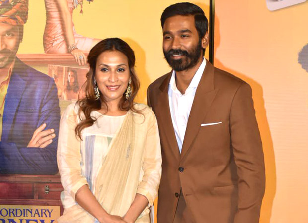 Dhanush THANKS his wife Aishwarya Rajinikanth for being his biggest support and this is what he has to say!