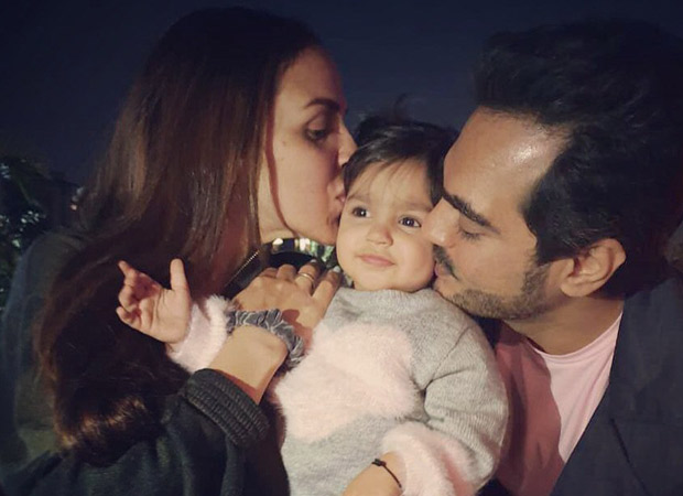 Esha Deol REVEALS the reason behind naming her new born daughter Miraya [Read on]
