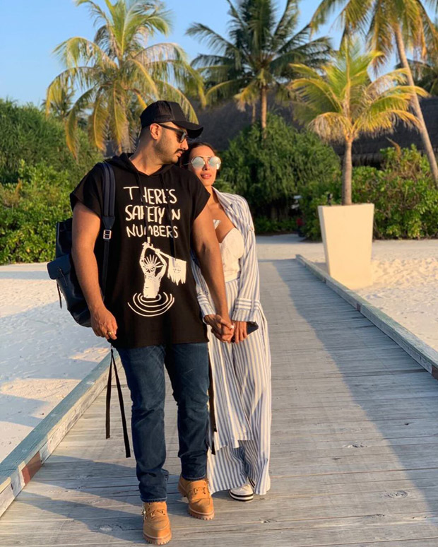 Malaika Arora leaves the internet surprised as she confirms her relationship with Arjun Kapoor OFFICIALLY!