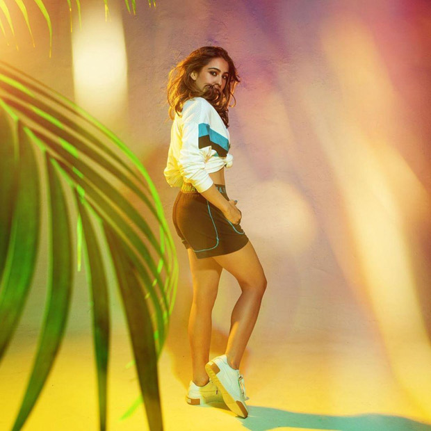 Sara Ali Khan kicks off this new campaign for PUMA and the photos are definitely spunky! [See photos]