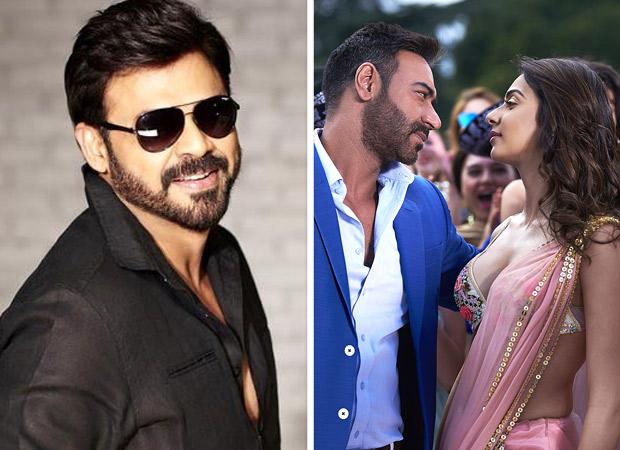 De De Pyaar De: Venkatesh Daggubati to play the lead in the Telugu remake of the Ajay Devgn starrer!