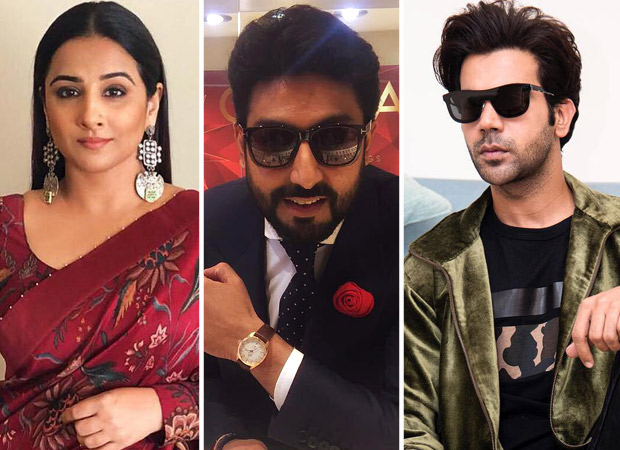 SCOOP: Vidya Balan to do a special appearance in Anurag Basu's next starring Abhishek Bachchan and Rajkummar Rao!