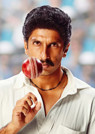 '83: Ranveer Singh reveals his look as the Haryana Hurricane Kapil Dev on his 34th birthday
