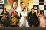 Akshay Kumar, Vidya Balan, Taapsee Pannu and Nithya Menon grace the trailer launch of their film Mission Mangal Part 2