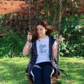 Alia Bhatt brings out the child in her as she basks the sun in Ooty!