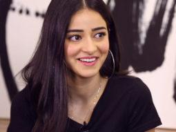 Ananya Panday's SOCIAL MEDIA TEST On SRK, Salman Khan, Kartik Aaryan, Alia, Hrithik, Deepika