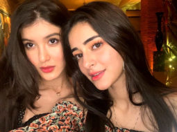 Ananya Panday's latest picture with bestie Shanaya Kapoor is exactly why she's the selfie queen!