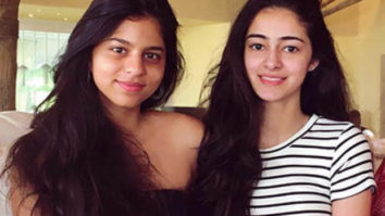Ananya Panday and Suhana Khan grooving to beats of 'Rude' song displays their peak BFF behaviour