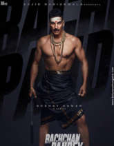First Look Of The Bachchan Pandey