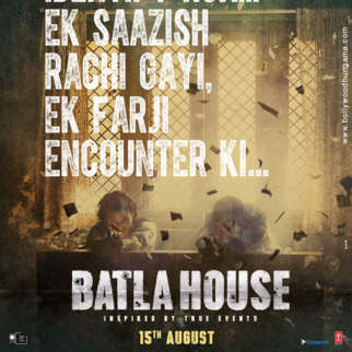 First Look Of Batla House