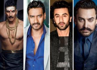 Battle Of Biggest stars on Christmas 2020! Three way clash between Akshay Kumar, Ajay Devgn - Ranbir Kapoor and Aamir Khan