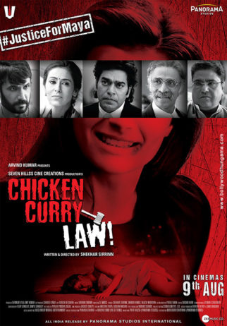 First Look Of The Movie Chicken Curry Law