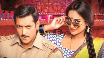 Dabangg 3: Sonakshi Sinha says Salman Khan works really hard and it's inspiring (watch video)