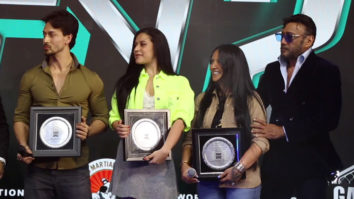 EXCLUSIVE Grand MMA Night Full Event Tiger Shroff Jackie Shroff Krishna Shroff MFN 2