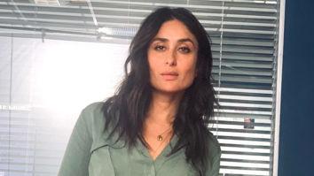 FIRST LOOK: Kareena Kapoor Khan transforms into a cop for Irrfan Khan starrer Angrezi Medium