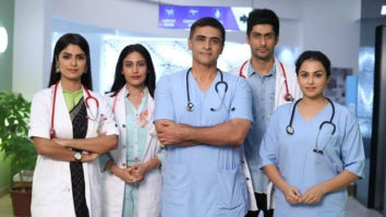 FIRST LOOK: Mohnish Bahl dons scrubs as he returns as Dr. Shashank Gupta in Sanjivani reboot