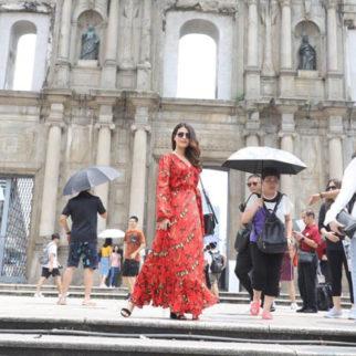 """Fatima Sana Shaikh On St.Paul's Ruins """"I'm Absolutely FLOORED, Kitni Sundar Jagah Hai"""" Macao"""