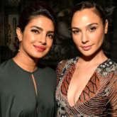 GORGEOUS BEAUTIES! Priyanka Chopra meets Wonder Woman Gal Gadot at Paris Fashion Week