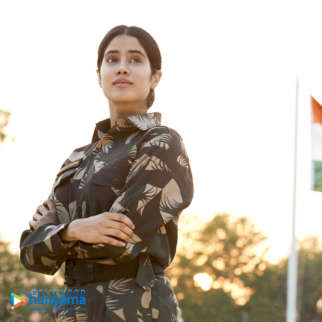 wallpapers of the movie Gunjan Saxena - The Kargil Girl