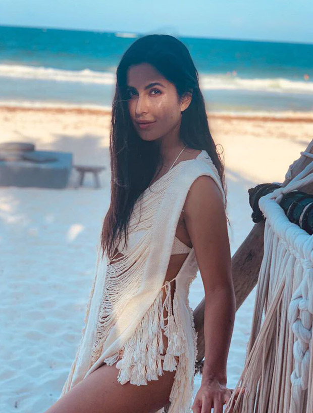 Happy Birthday Katrina Kaif: The actress looks sizzling HOT in a white BIKINI during her vacation, Arjun Kapoor can't stop making fun of her