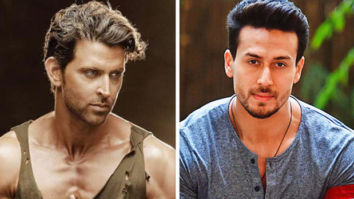 Hrithik Roshan says Tiger Shroff is going to be unstoppable for the next 50 years!