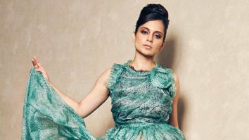 Kangana Ranaut gets into a HEATED ARGUMENT with a journalist at the song launch of Judgementall Hai Kya