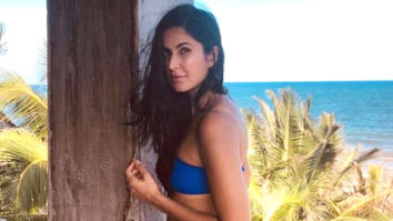 Katrina Kaif sizzles in a strapless BIKINI on her Mexico trip