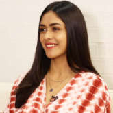 "Mrunal Thakur ""I Was So INSPIRED To Witness Hrithik Roshan Playing Anand Kumar"" Super 30"