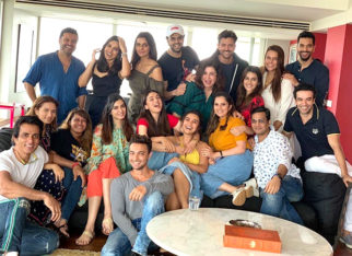 PICTURES Hrithik Roshan, Bhumi Pednekar, Kriti Sanon and others have a gala time at lunch hosted by Farah Khan