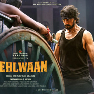 First Look Of Pehlwaan