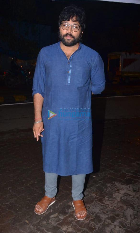Photos Celebs grace the success party of Shahid Kapoor and Kiara Advani's Kabir Singh (1)