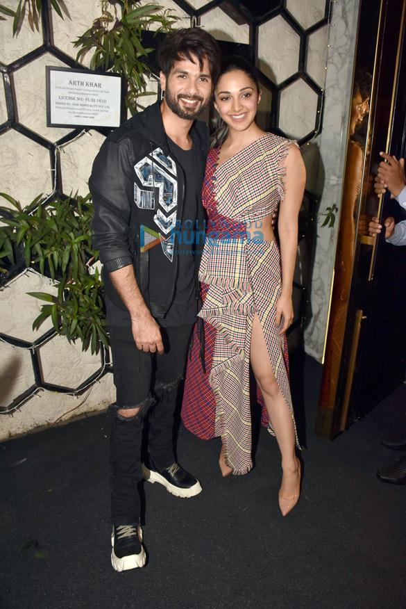 Photos Celebs grace the success party of Shahid Kapoor and Kiara Advani's Kabir Singh6 (2)