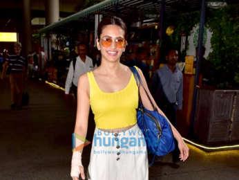 Photos: Kriti Kharbanda snapped at the airport