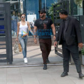 Photos: Malaika Arora and Arjun Kapoor snapped at Nara Thai, BKC