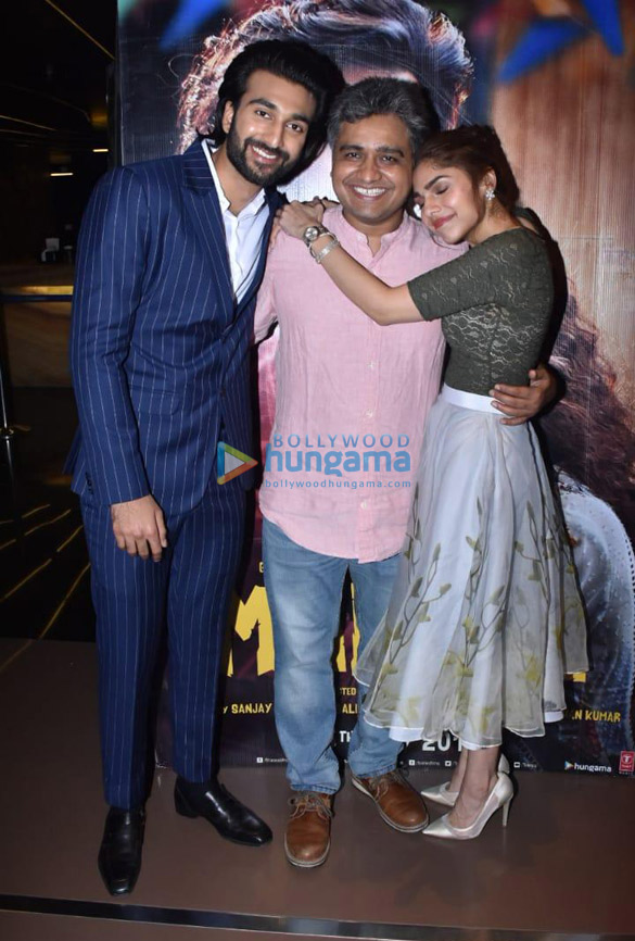 Photos Meezaan Jaffrey and Sharmin Segal grace the special screening of 'Malaal′ (3)