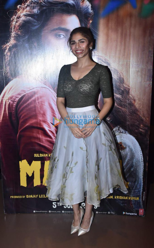 Photos Meezaan Jaffrey and Sharmin Segal grace the special screening of 'Malaal′ (4)