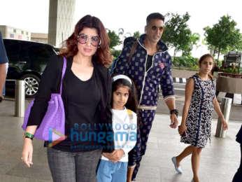 Photos: Nushrat Bharucha, Karisma Kapoor, Akshay Kumar and others snapped at the airport