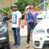 Photos: Shraddha Kapoor and Dharmesh Yelande spotted at a dance class in Andheri