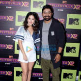 Photos: Sunny Leone and Rannvijay Singh grace the launch of Splistsvilla X2