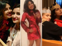 Priyanka Chopra's birthday was full of love with Nick Jonas, Parineeti Chopra and Sophie Turner