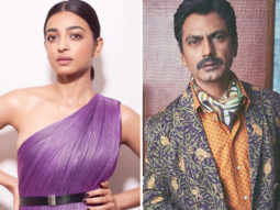 Radhika Apte is all praises for Raat Akeli Hai co-star, Nawazuddin Siddiqui