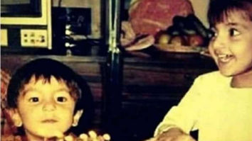 Ranveer Singh's sister Ritika Bhavnani shares the cutest throwback photo