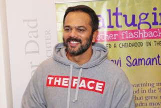 Rohit-Shetty-attend-launch-of-Novel-Faaltugiri-by-Janhavi-Samant