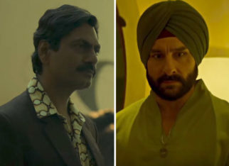 SACRED GAMES 2: WAIT IS OVER! Nawazuddin Siddiqui and Saif Ali Khan to continue the thrilling chase from August 15