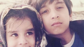 Shraddha Kapoor wishes her big brother Siddhanth Kapoor on his birthday with the cutest throwback photo