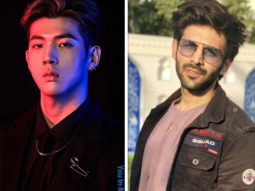 South Korean group KARD's rapper BM's freestyle dancing on Kartik Aaryan's song 'Bom Diggy Diggy' is unmissable