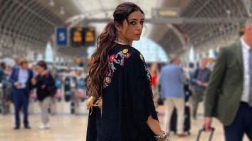 Tabu drops her look from Jawaani Jaaneman like a BOMB!