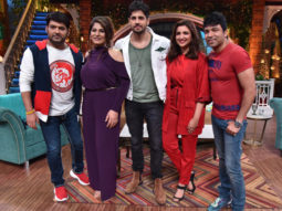The Kapil Sharma Show: Jabariya Jodi actress Parineeti Chopra reveals she wants to kidnap Saif Ali Khan