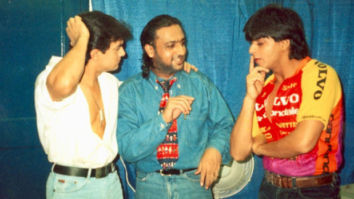 Throwback Thursday Gulshan Grover shares a picture with Shah Rukh Khan and Aamir Khan and it is sheer nostalgia!